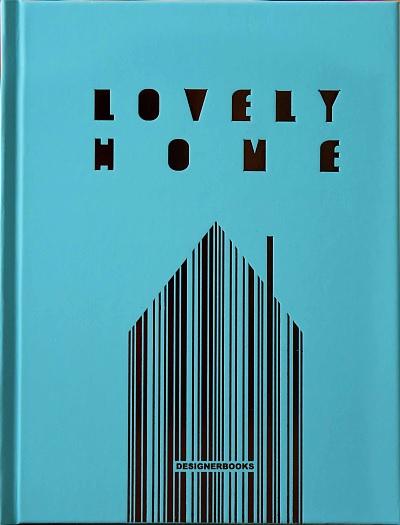 中国の書籍 「LOVELY HOME」に掲載されました。