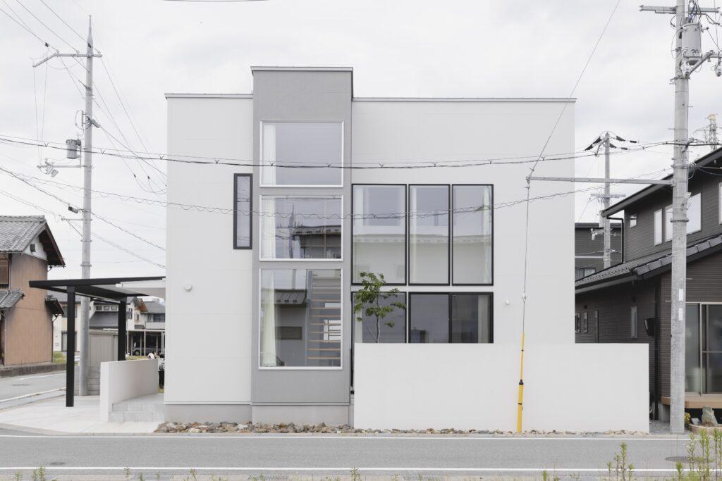 長浜市高槻の家の写真撮影を行いました。